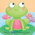 Žabica Kupačica - knjižica za kupanje za bebe = Grenouille baigneuse - un livre de bain pour bébés